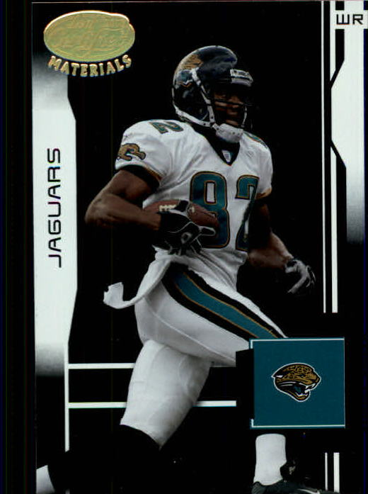 2003 Leaf Certified Materials #60 Jimmy Smith