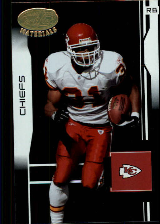 2003 Leaf Certified Materials #64 Priest Holmes