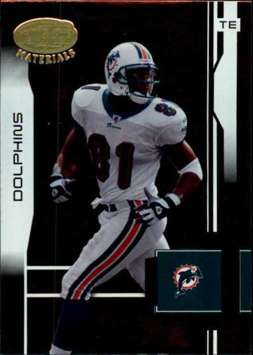 2003 Leaf Certified Materials #71 Randy McMichael