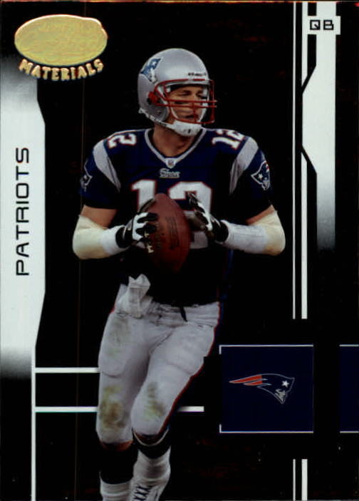 2003 Leaf Certified Materials #76 Tom Brady