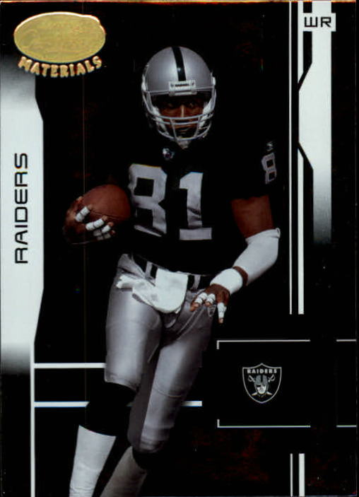 2003 Leaf Certified Materials #95 Tim Brown