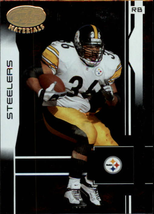 2003 Leaf Certified Materials #103 Jerome Bettis