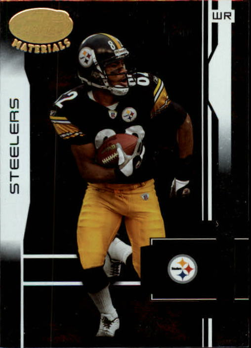 2003 Leaf Certified Materials #106 Antwaan Randle El