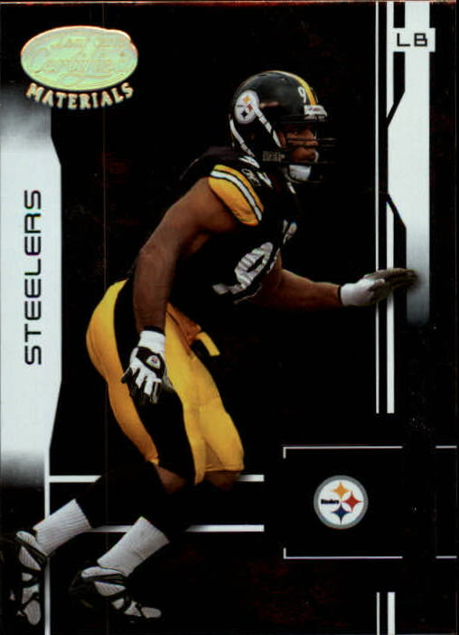 2003 Leaf Certified Materials #107 Kendrell Bell