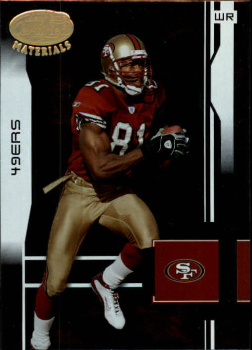 2003 Leaf Certified Materials #112 Terrell Owens