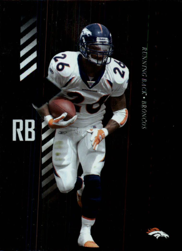 2003 Leaf Limited #28 Clinton Portis