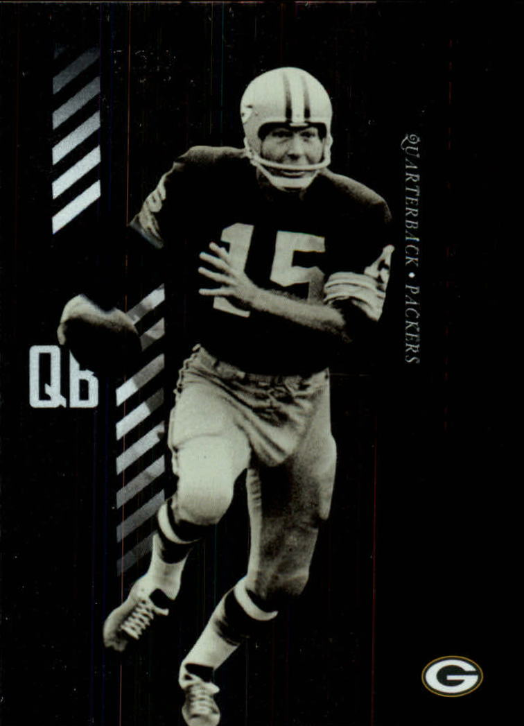 2003 Leaf Limited #34 Bart Starr