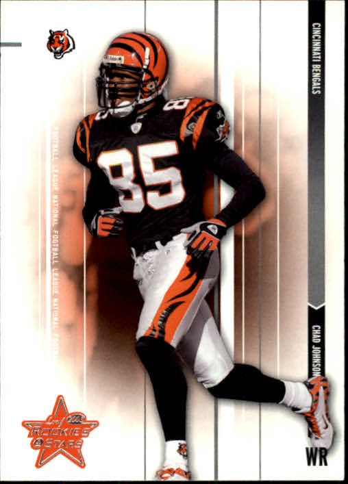 2003 Leaf Rookies and Stars #18 Chad Johnson