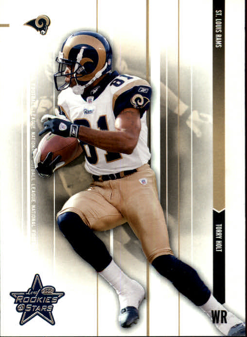 2003 Leaf Rookies and Stars #86 Torry Holt