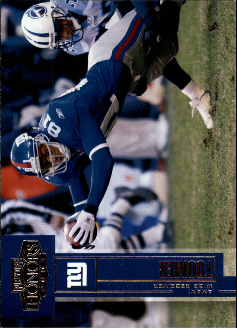 2003 Playoff Honors #3 Amani Toomer