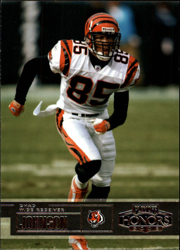 2003 Playoff Honors #12 Chad Johnson