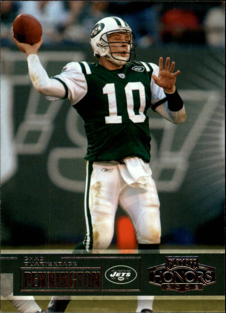 2003 Playoff Honors #13 Chad Pennington