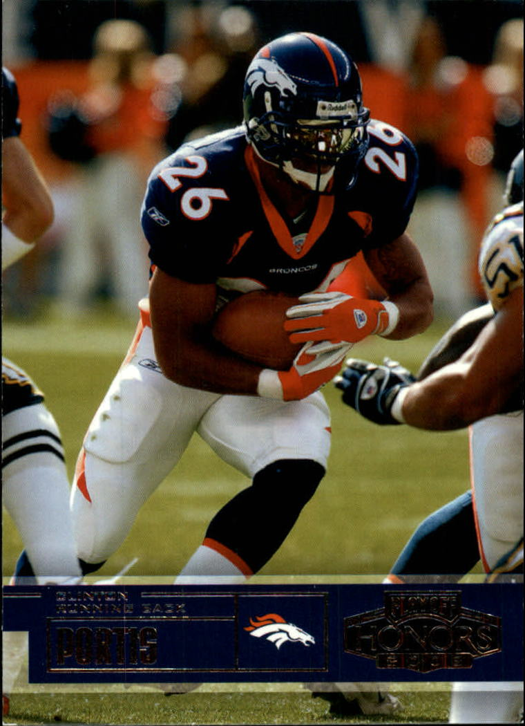 2003 Playoff Honors #16 Clinton Portis