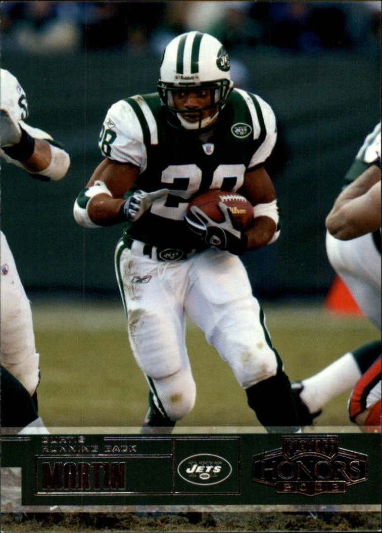 2003 Playoff Honors #18 Curtis Martin