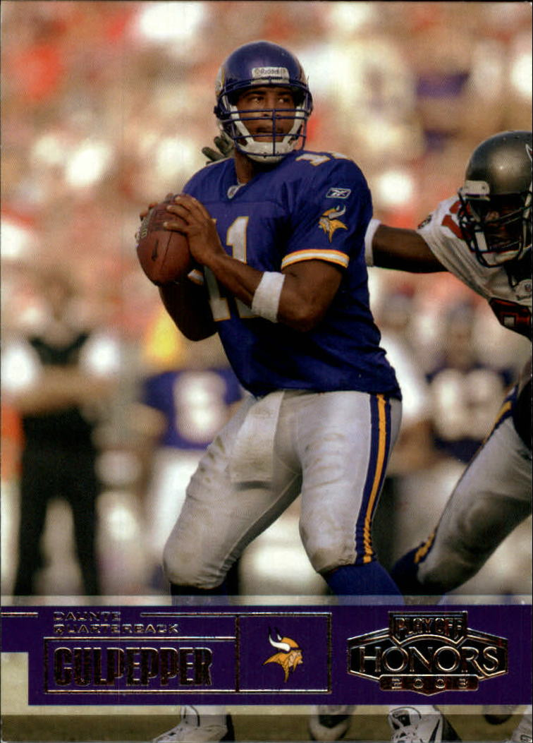 2003 Playoff Honors #19 Daunte Culpepper