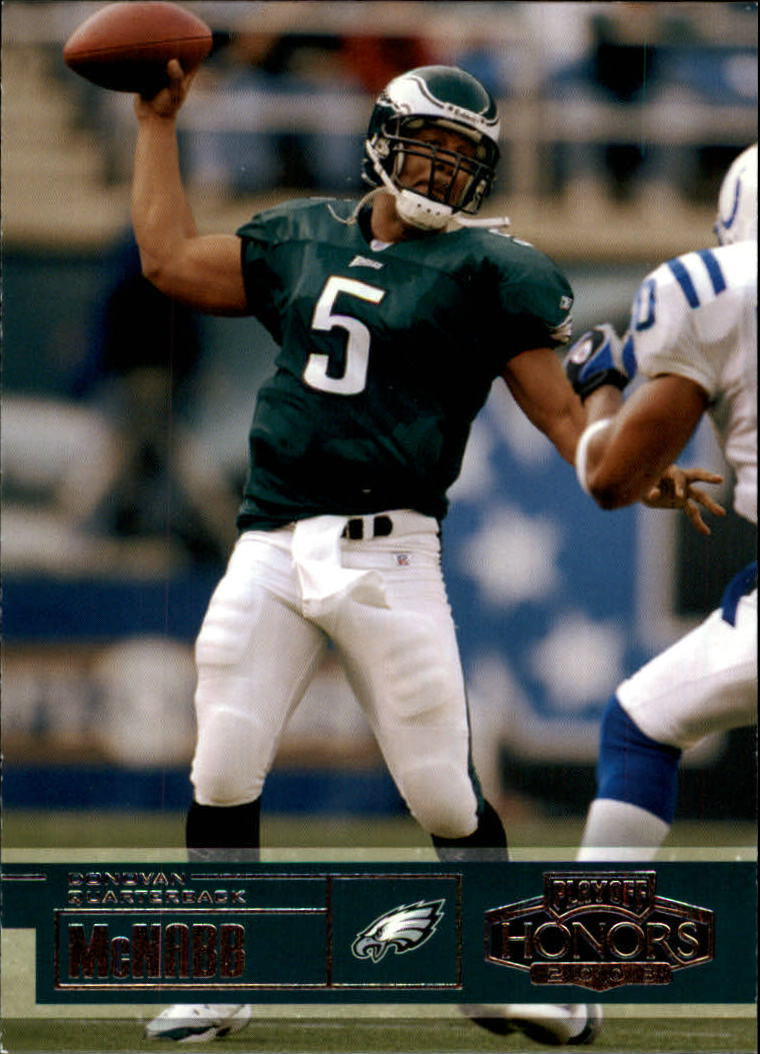2003 Playoff Honors #24 Donovan McNabb