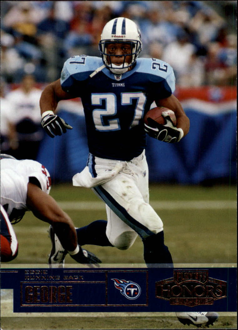 2003 Playoff Honors #30 Eddie George