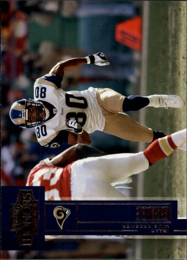 2003 Playoff Honors #37 Isaac Bruce