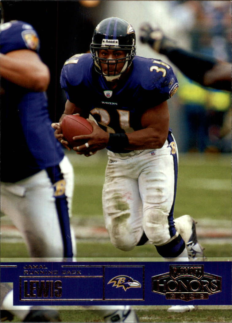 2003 Playoff Honors #40 Jamal Lewis