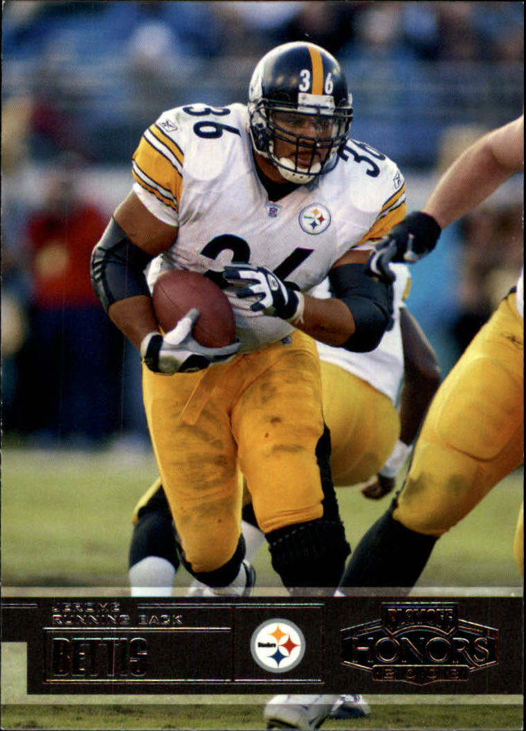 2003 Playoff Honors #44 Jerome Bettis