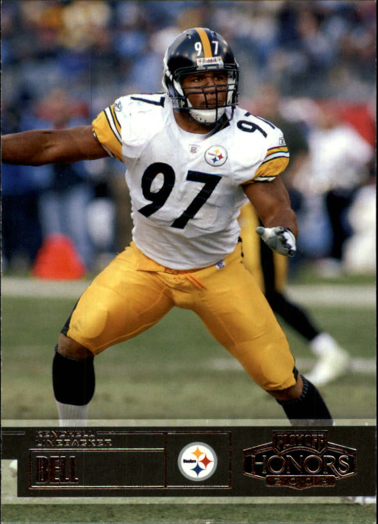 2003 Playoff Honors #53 Kendrell Bell