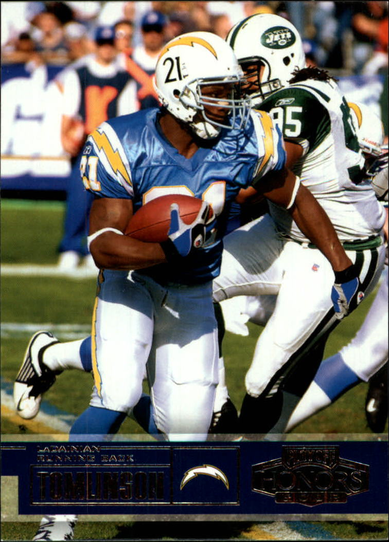 2003 Playoff Honors #59 LaDainian Tomlinson
