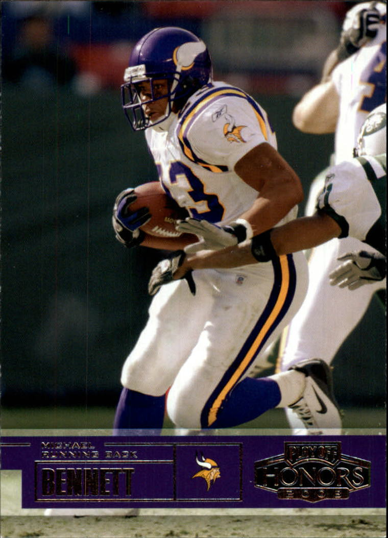 2003 Playoff Honors #65 Michael Bennett