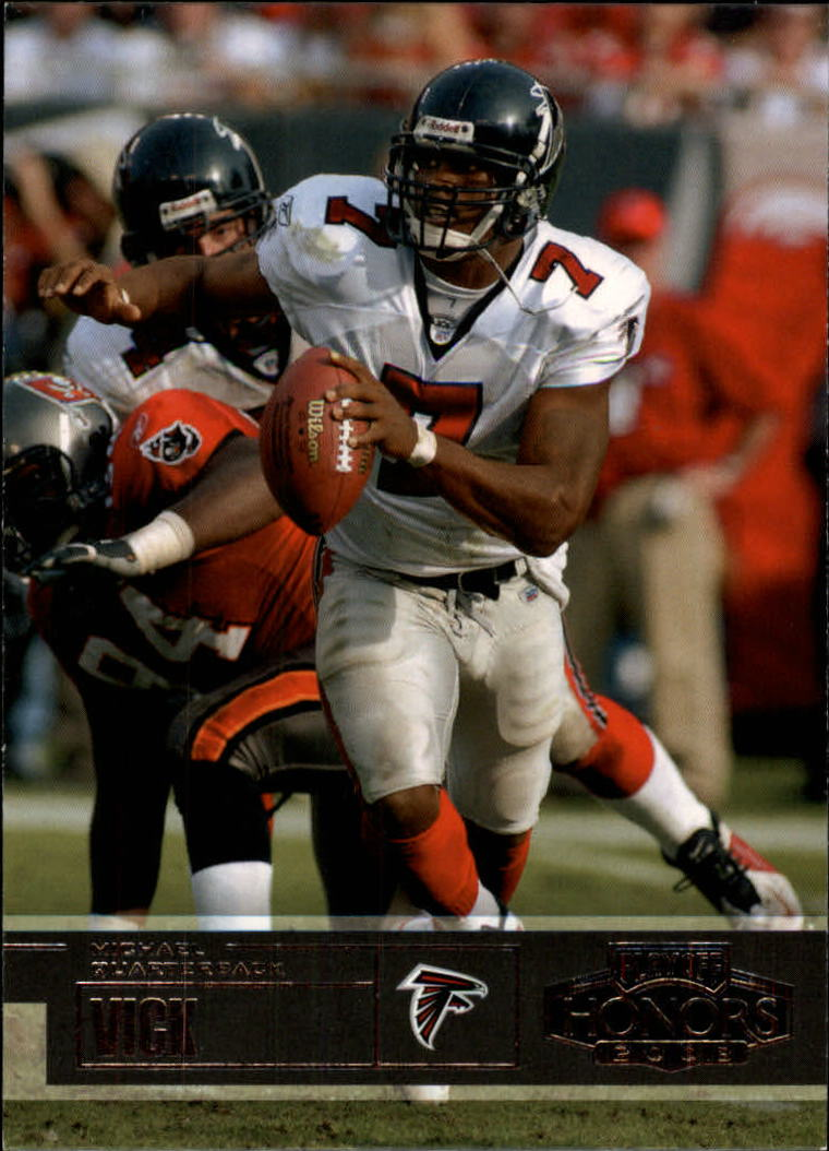 2003 Playoff Honors #67 Michael Vick