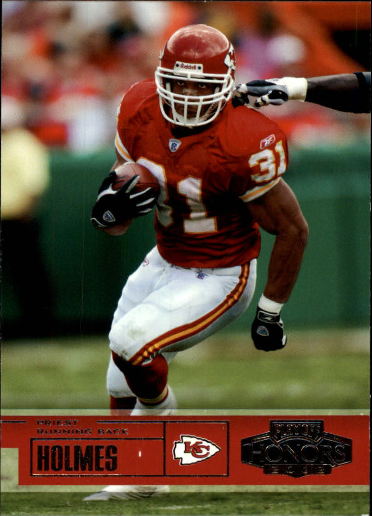 2003 Playoff Honors #73 Priest Holmes