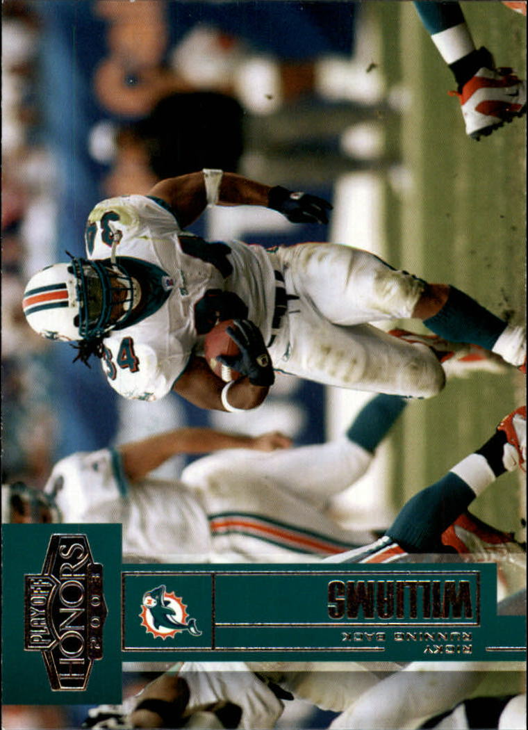 2003 Playoff Honors #77 Ricky Williams