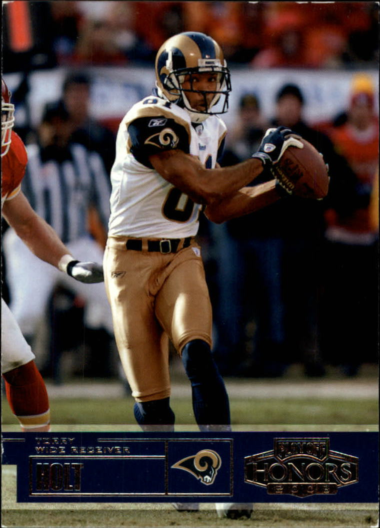 2003 Playoff Honors #93 Torry Holt
