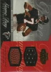2003 Playoff Honors Game Day Souvenirs Bronze #GDS12 Michael Vick
