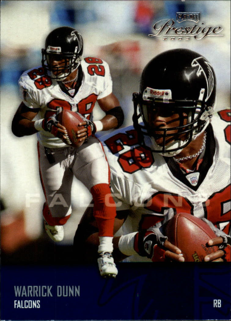 2003 Playoff Prestige #6 Warrick Dunn