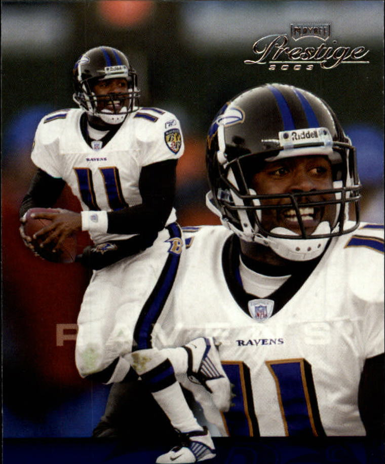 2003 Playoff Prestige #8 Jeff Blake