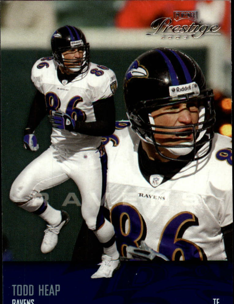 2003 Playoff Prestige #9 Todd Heap