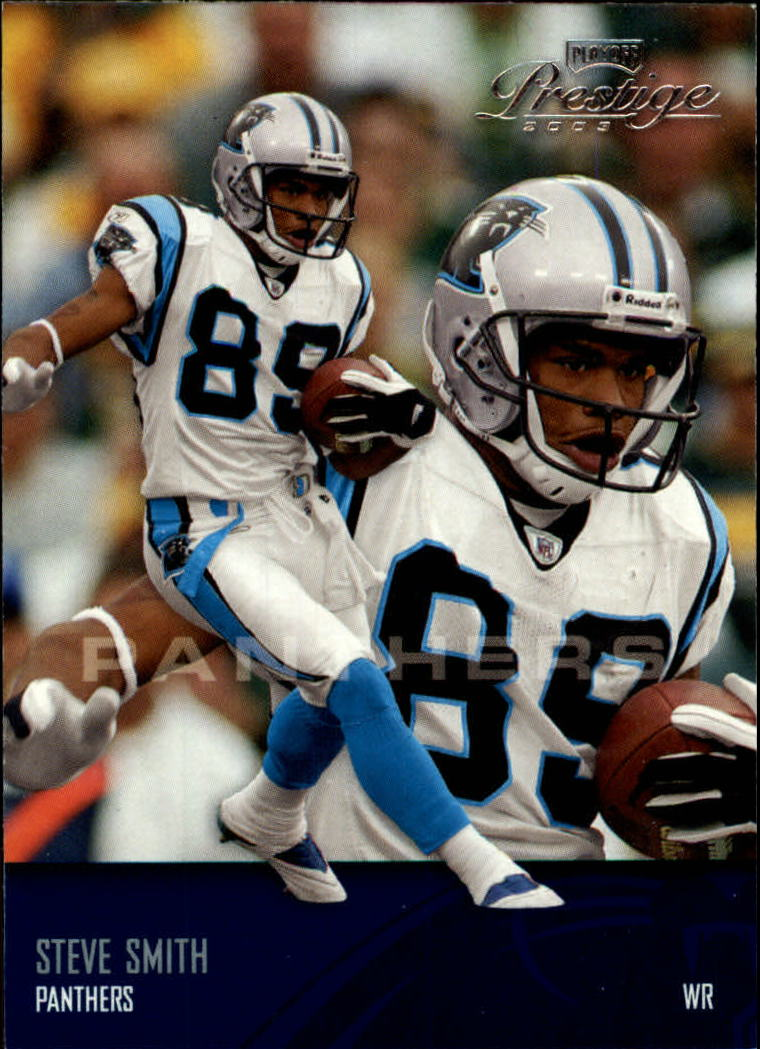 2003 Playoff Prestige #19 Steve Smith