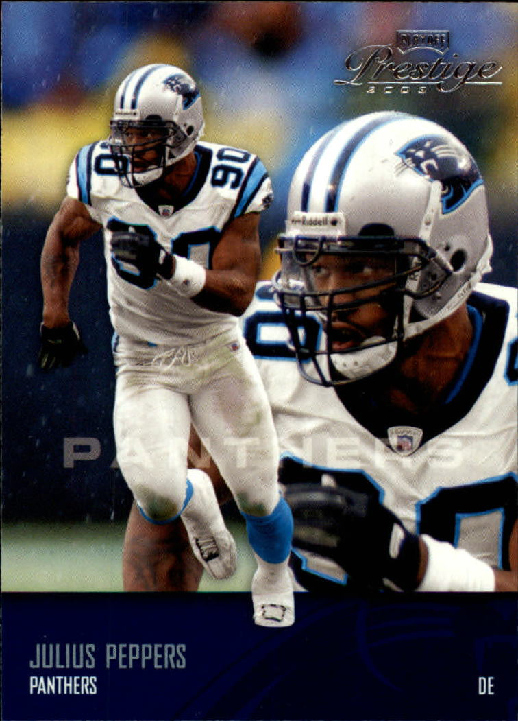 2003 Playoff Prestige #20 Julius Peppers