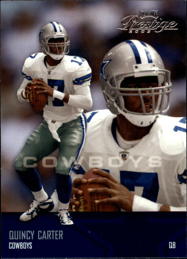 2003 Playoff Prestige #35 Quincy Carter