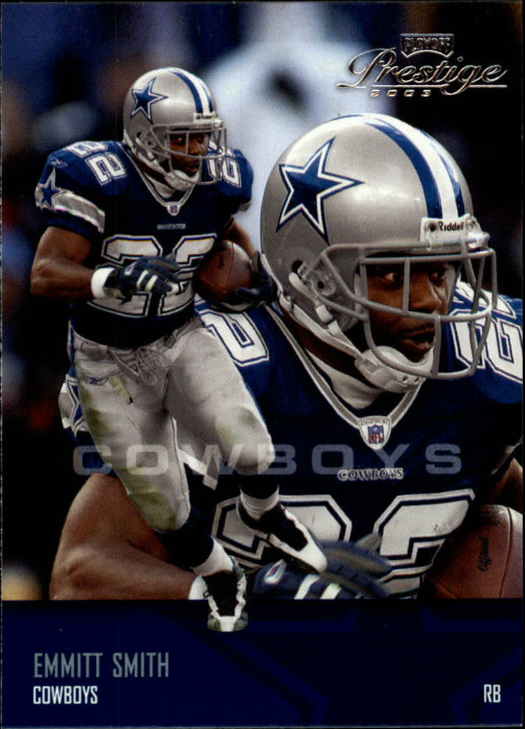 2003 Playoff Prestige #38 Emmitt Smith