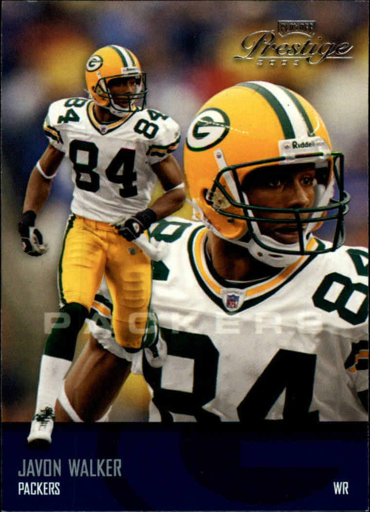 2003 Playoff Prestige #53 Javon Walker