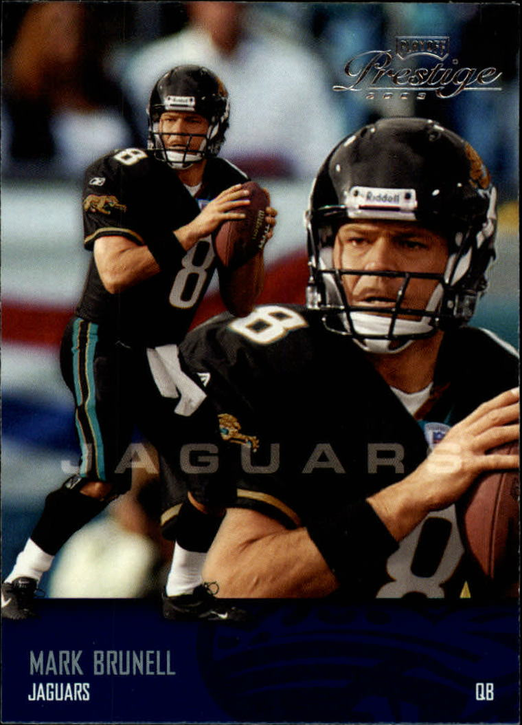 2003 Playoff Prestige #63 Mark Brunell