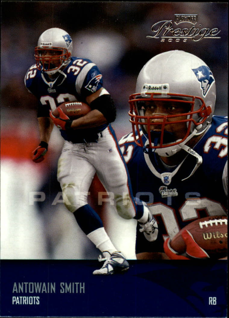 2003 Playoff Prestige #87 Antowain Smith
