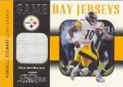 2003 Playoff Prestige Game Day Jerseys #GDJ9 Kordell Stewart