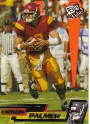 2003 Press Pass #8 Carson Palmer