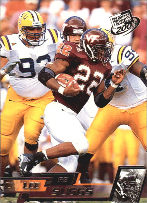2003 Press Pass #21 Lee Suggs
