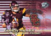 2003 Press Pass Paydirt #PD5 Carson Palmer