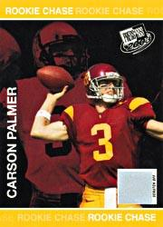 2003 Press Pass Rookie Chase #RC5 Carson Palmer