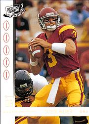 2003 Press Pass JE Tin #CT29 Carson Palmer