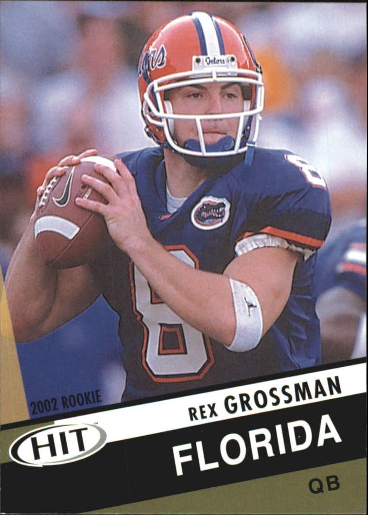 2003 SAGE HIT #8 Rex Grossman