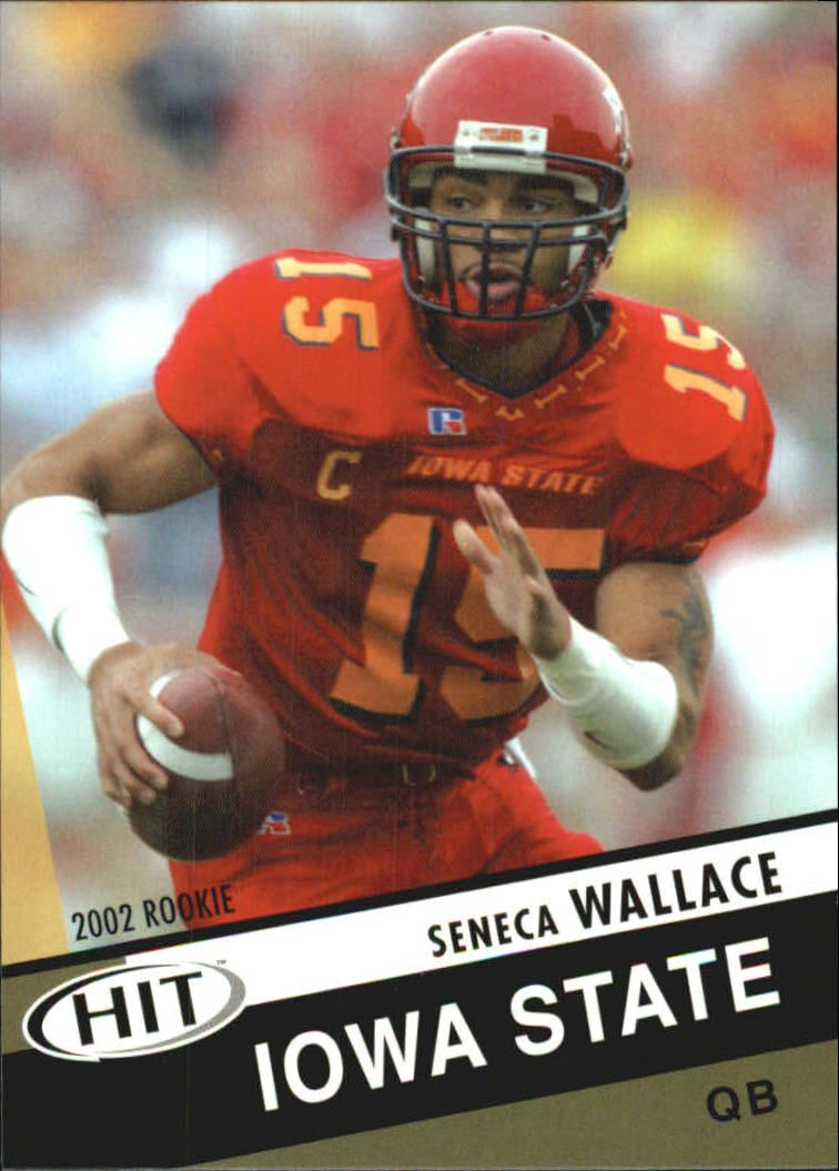2003 SAGE HIT #14 Seneca Wallace